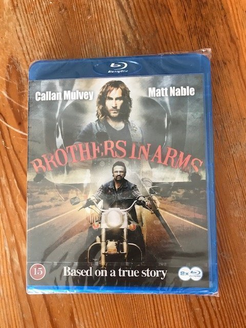 Brothers in Arms (Blu-ray) ! Ny o Inplastad !