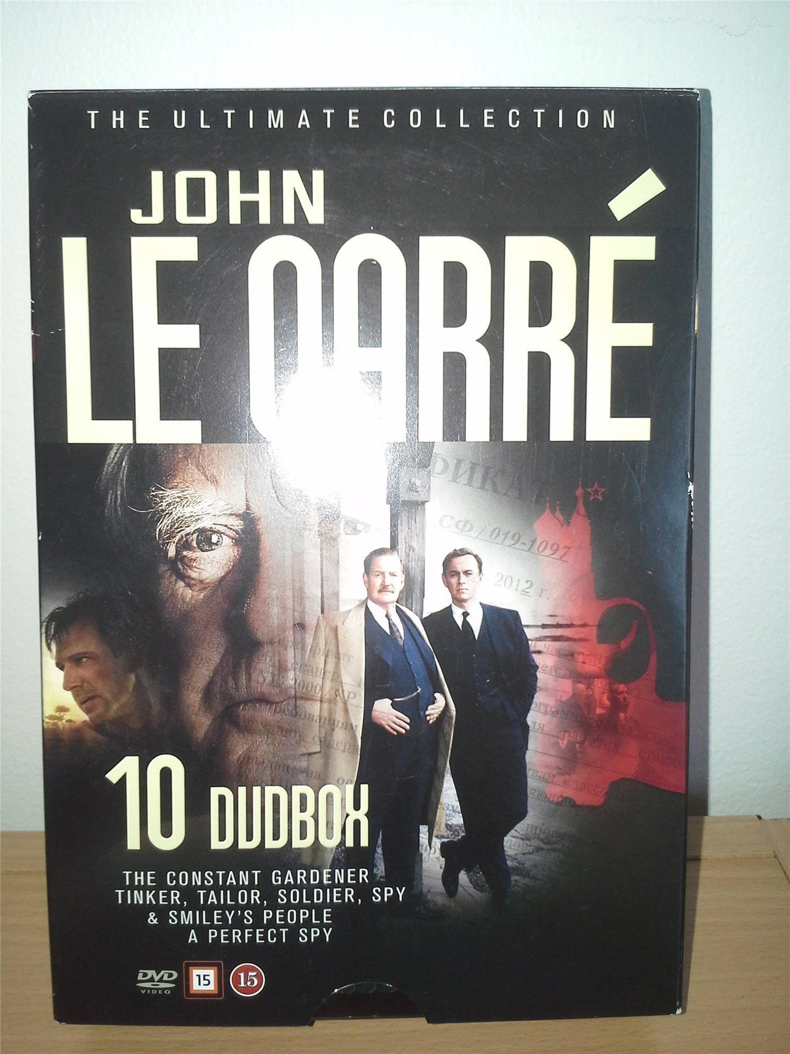 John Le Carre Filme