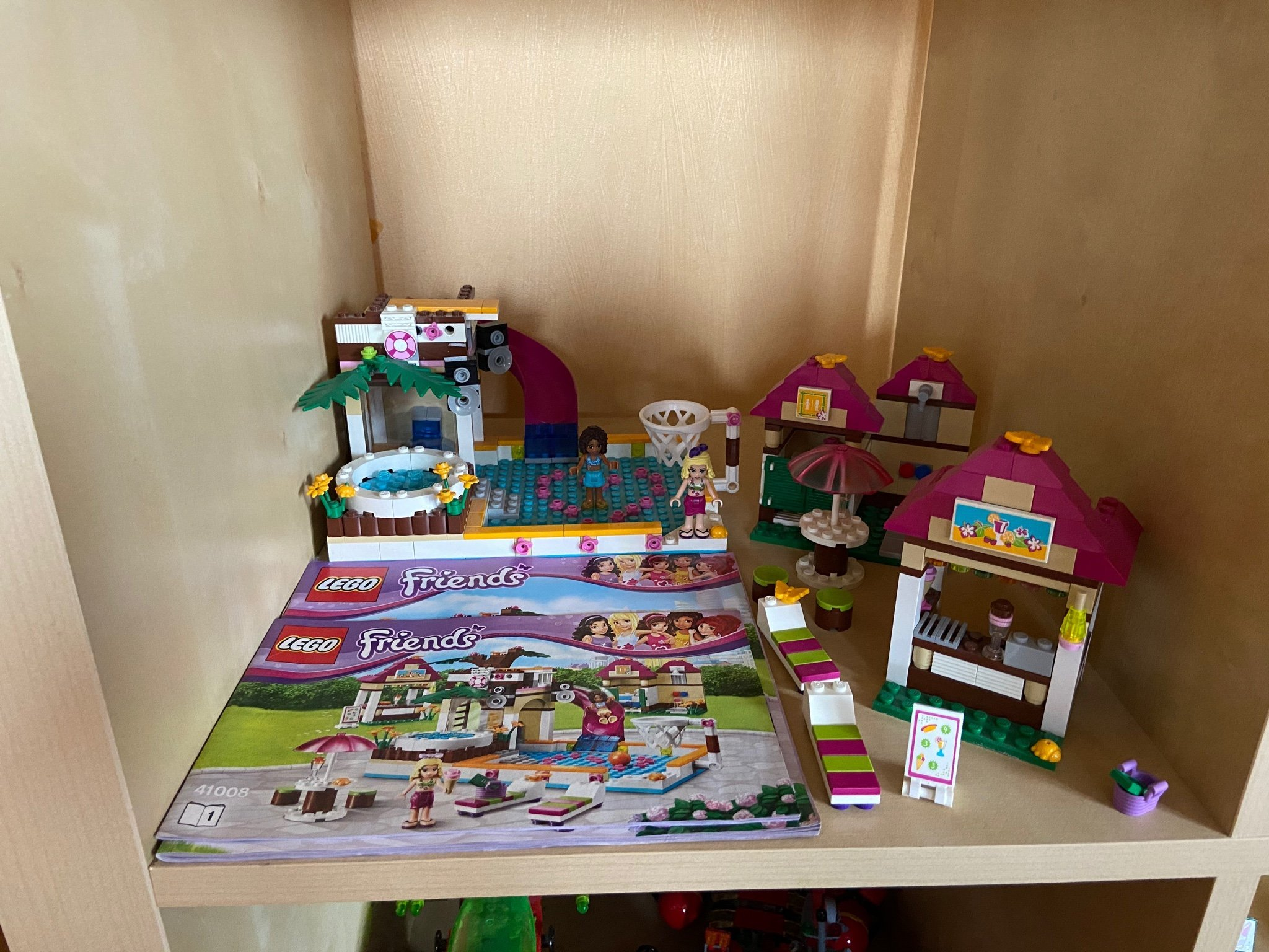 LEGO Friends 41008 pool