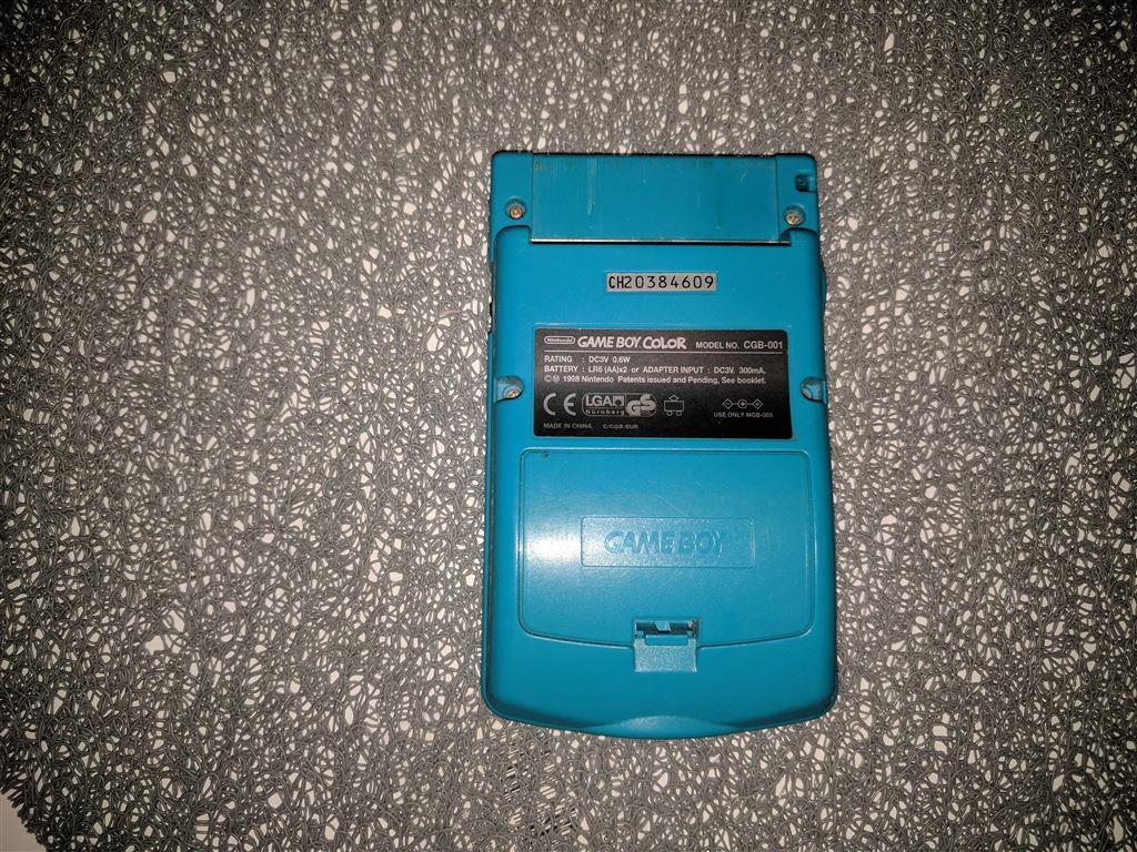 Game boy color kabel - Game Boy Color Kabel 25