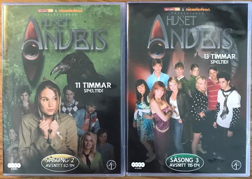 huset anubis film på svenska
