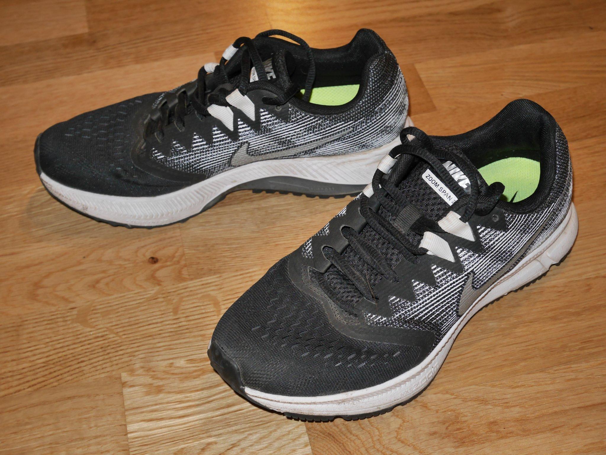 finest selection 73d38 2f359 Nike Zoom Span 2   Storlek 38 ...