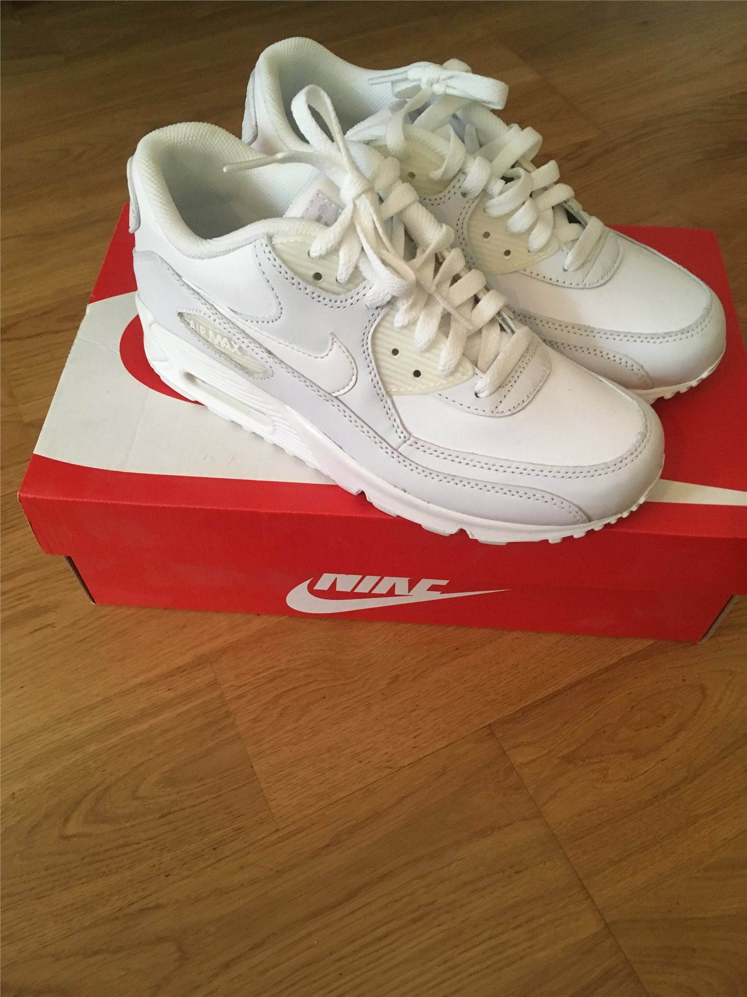 air max helvita