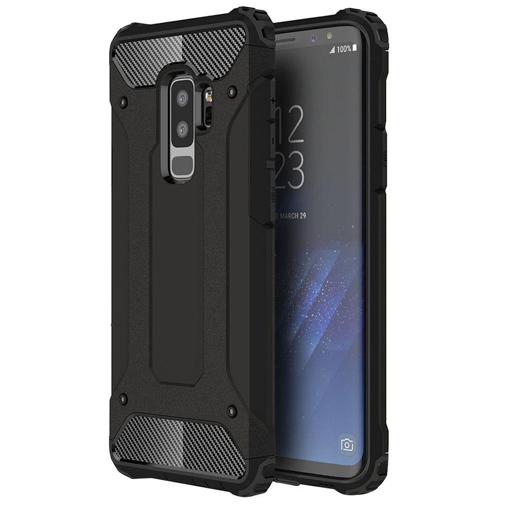 Samsung S9 Plus Pansar Skal Svart (OBS.. (309188631) ᐈ jfwtrade1 på ... 2259c903183af
