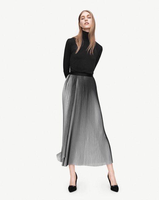filippa k plisserad kjol