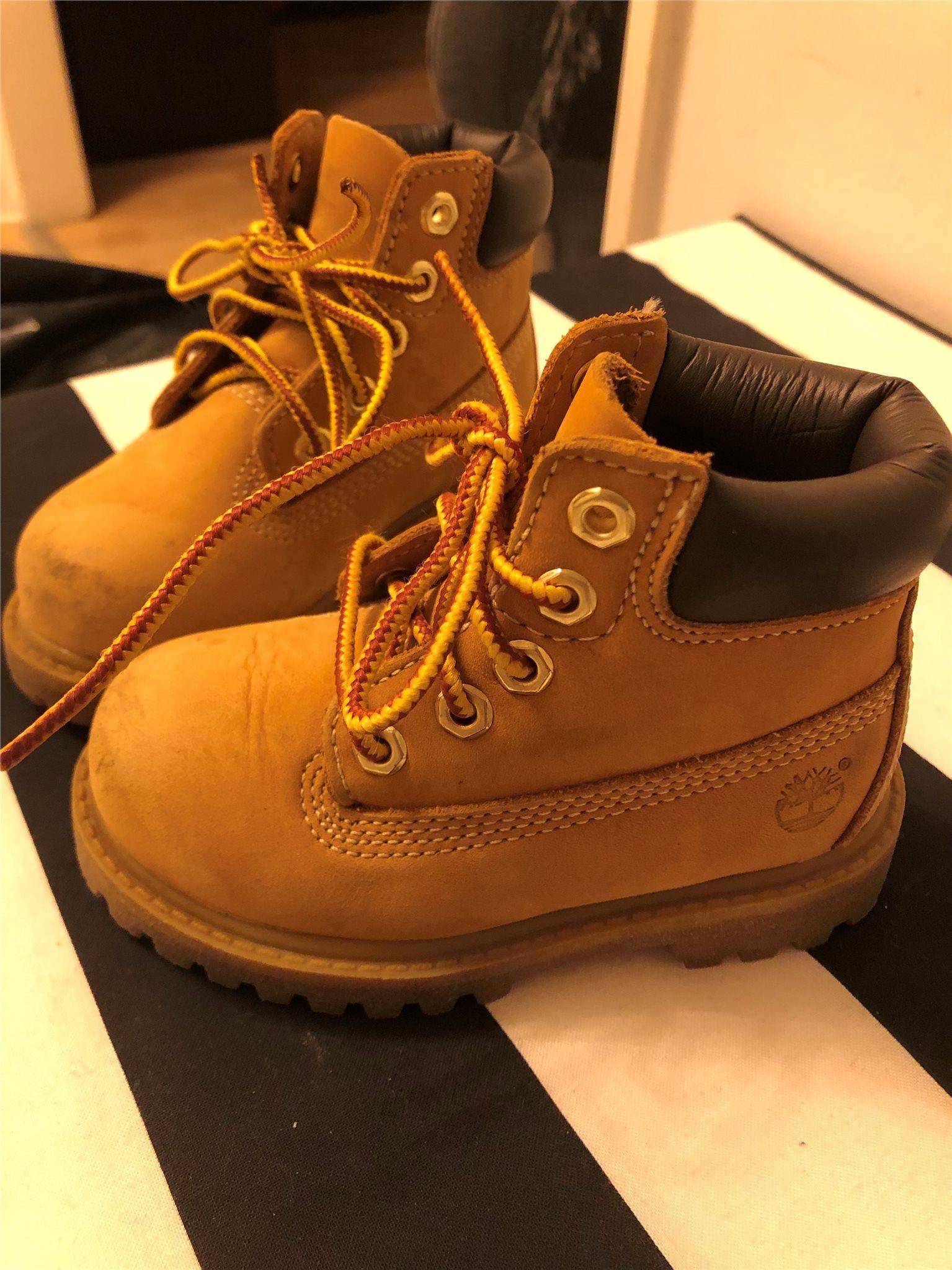 252b1d44923 Timberland boots barn (334563975) ᐈ Köp på Tradera