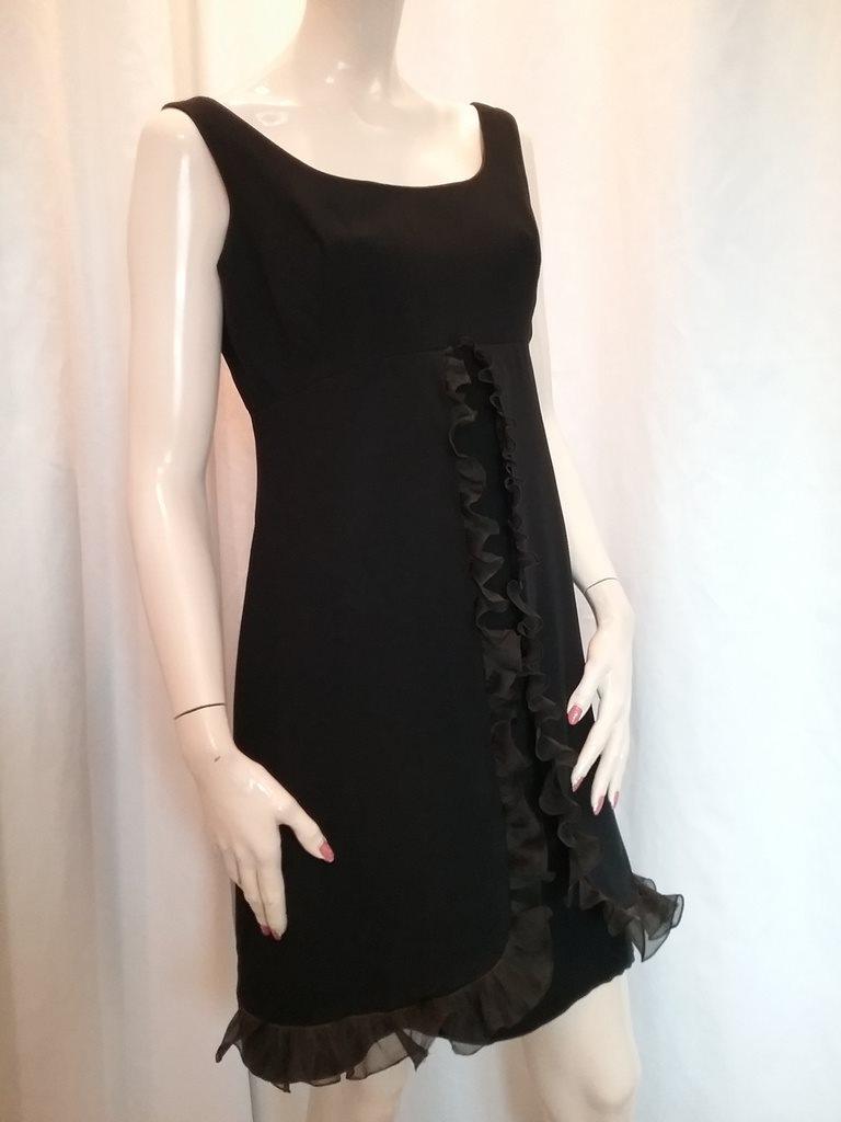 d033918a4c61 Vintage retro svart cocktail-klänn.. (326259553) ᐈ vintagecorner på ...