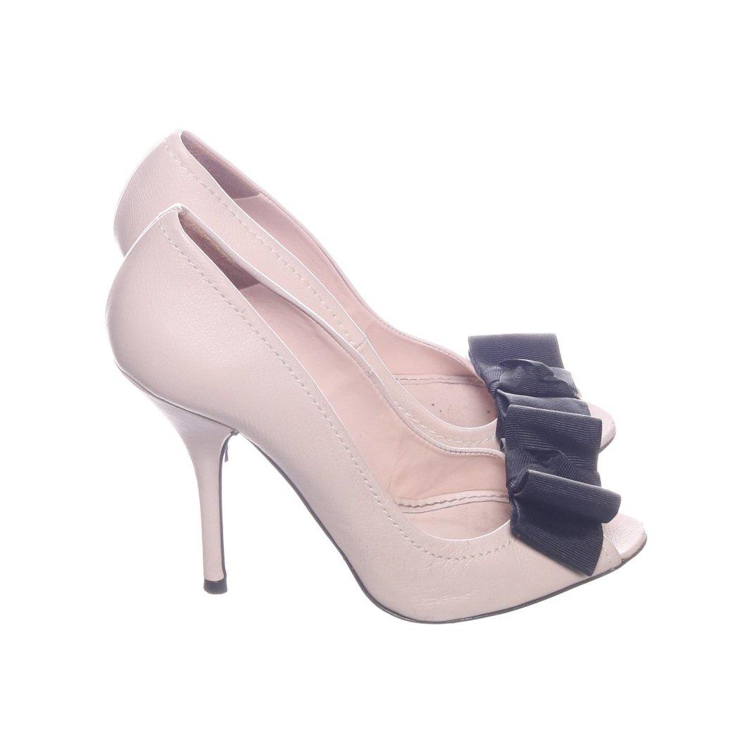 643a2a7c629 Zara Woman, Klackskor, Strl: 38, Rosa/Svart (347380403) ᐈ Sellpy på ...