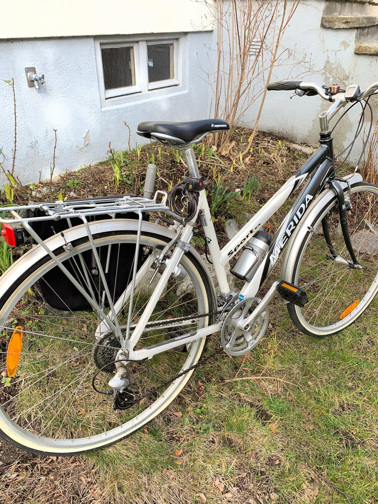 Merida cykel bra skick