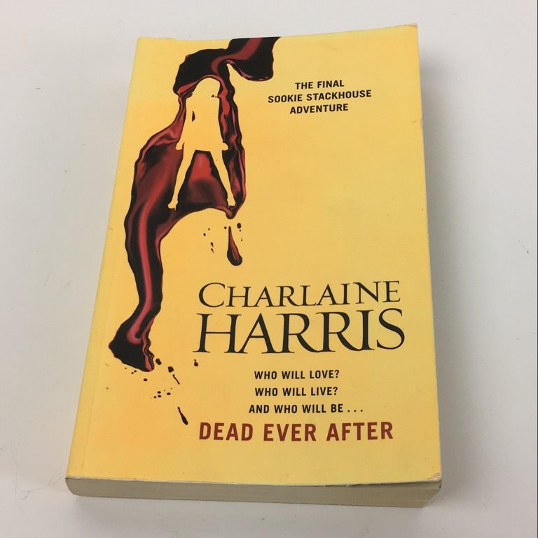 Orionbooks, Bok, Dead ever after