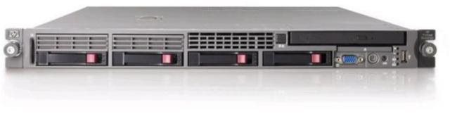 HP Proliant DL360 G5 1x5140 16GB P400i 2xPSU
