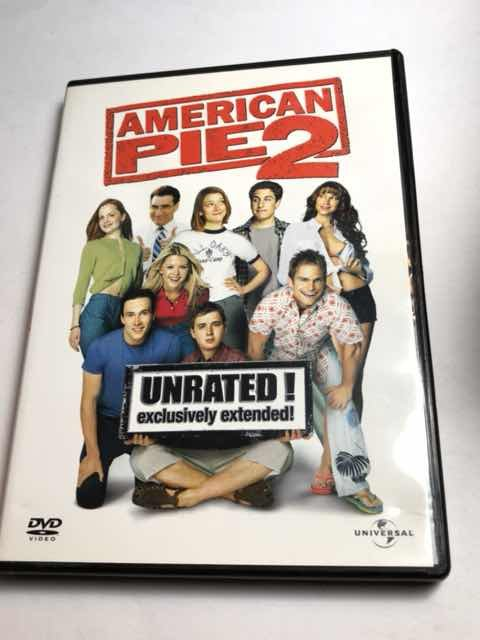 American pie 2 - Sv. Text - DVD