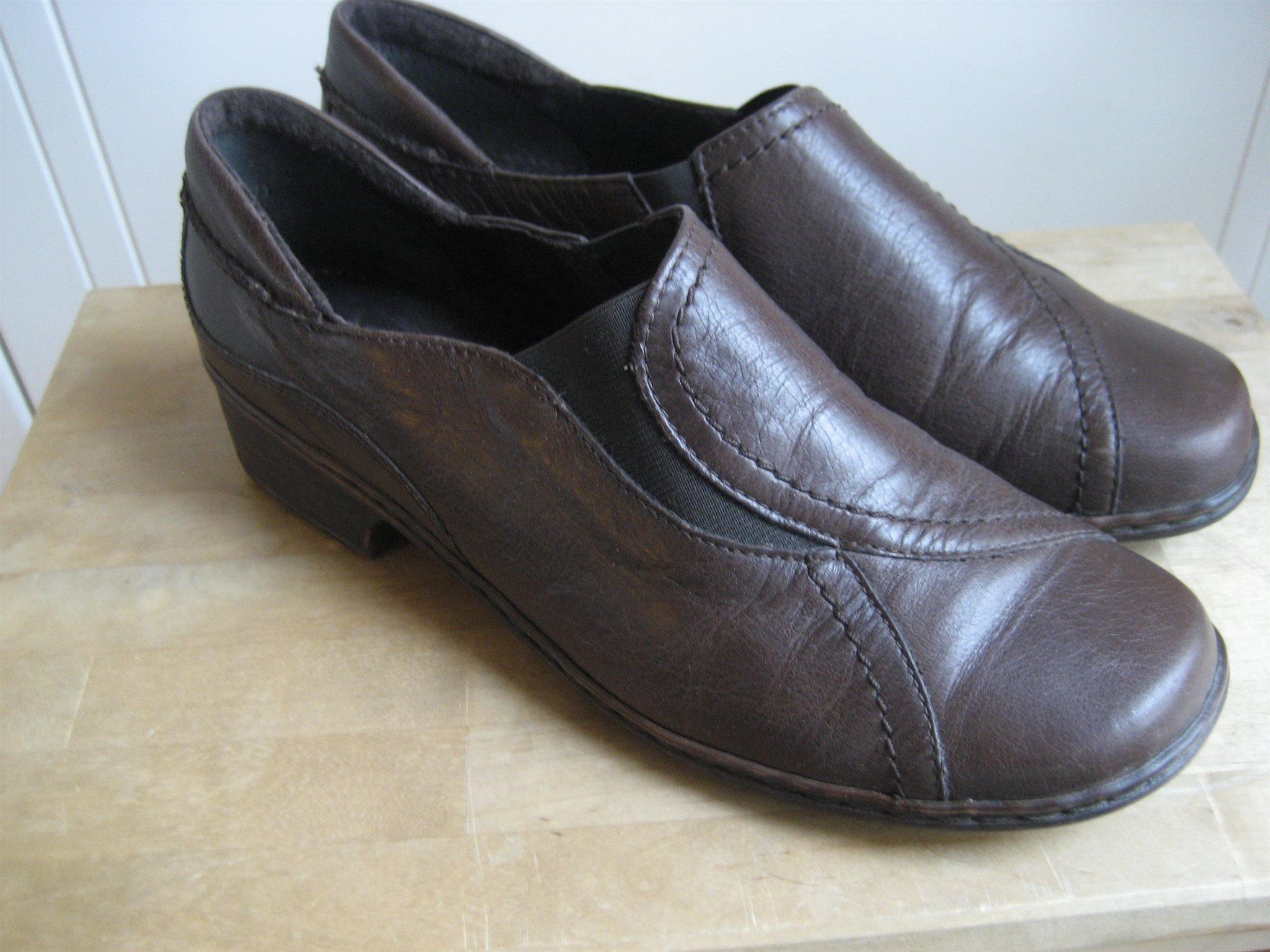 a3b743c9cbf Jenny by Ara bruna skor stl 38 H comfort äkta skinn slip on slip in ...
