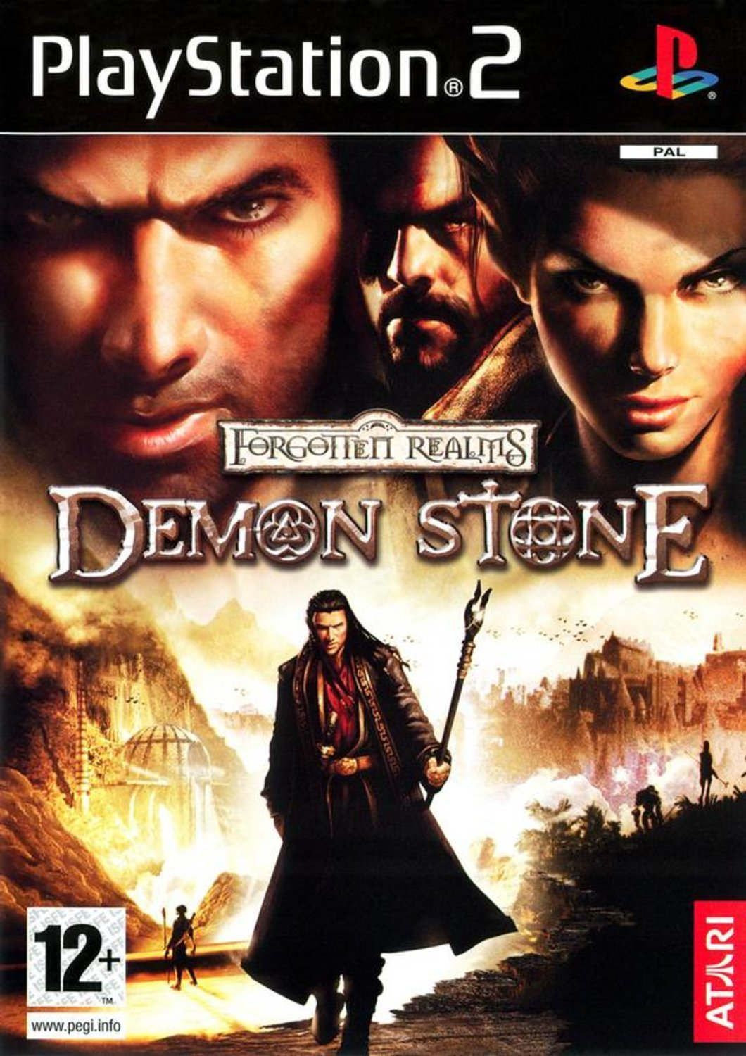 Forgotten Realms: Demon Stone - Playstation 2