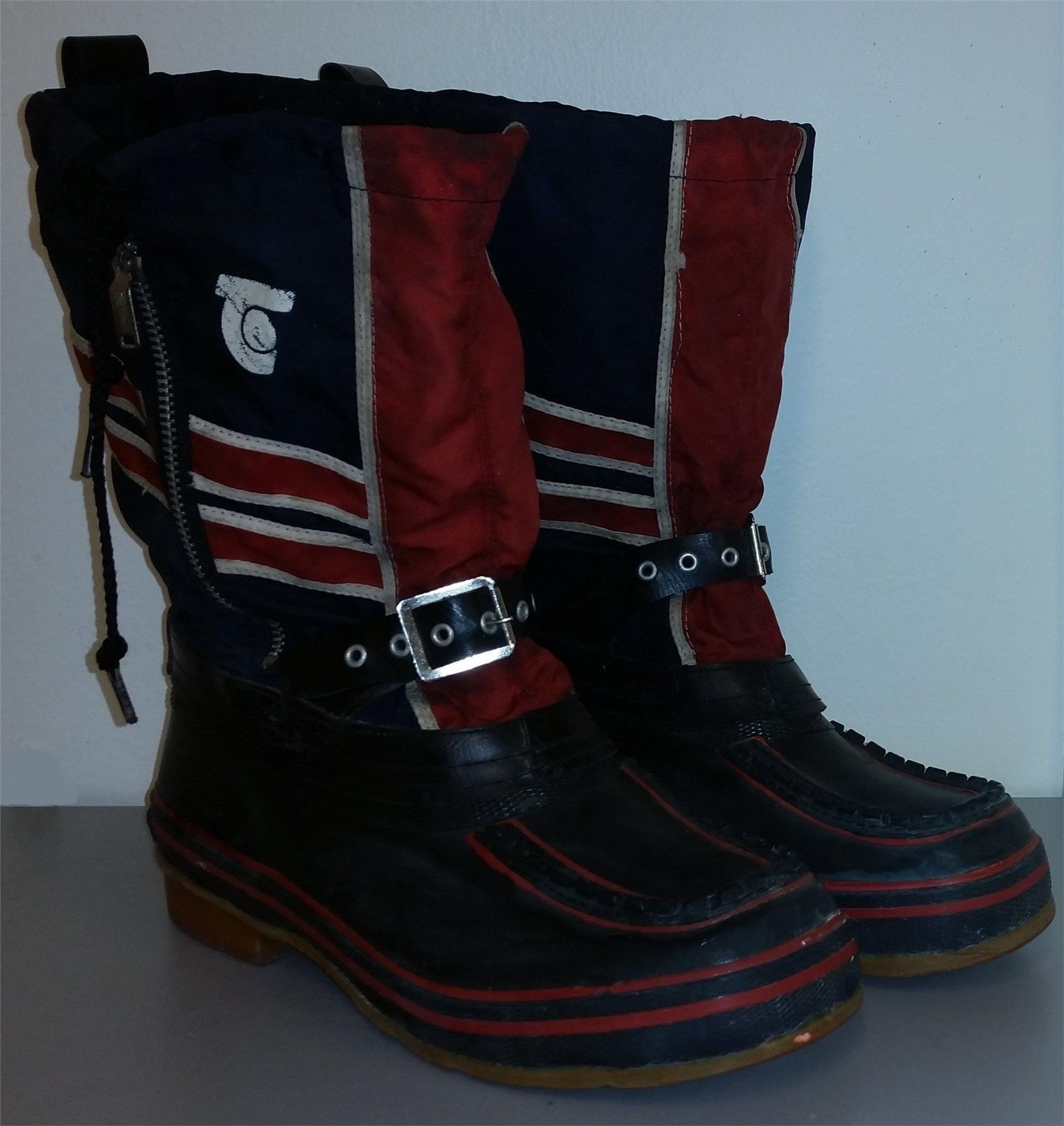 kängor och boots
