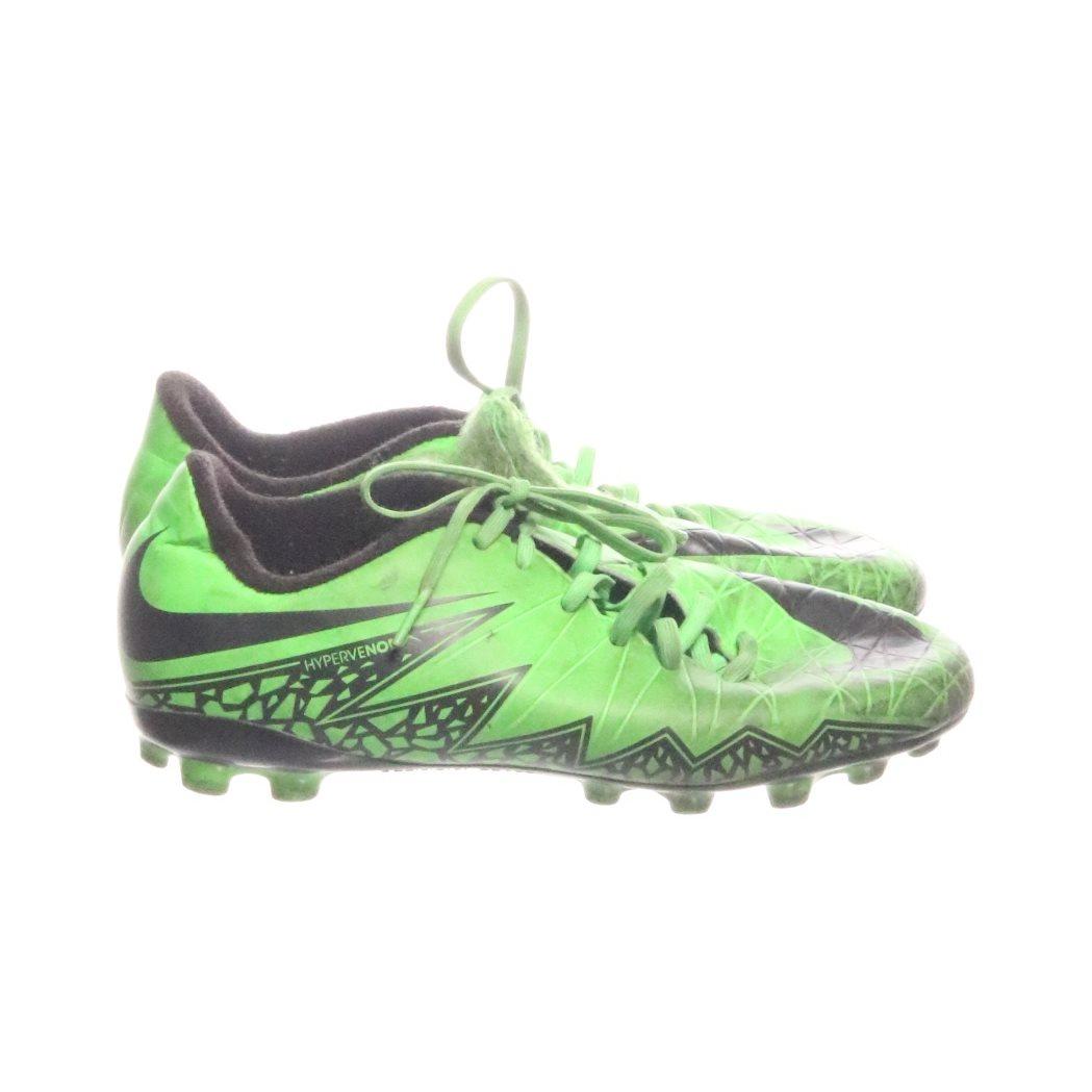 online store 78a35 77e25 Nike, Fotbollsskor, Strl  37.5, Grön Svart