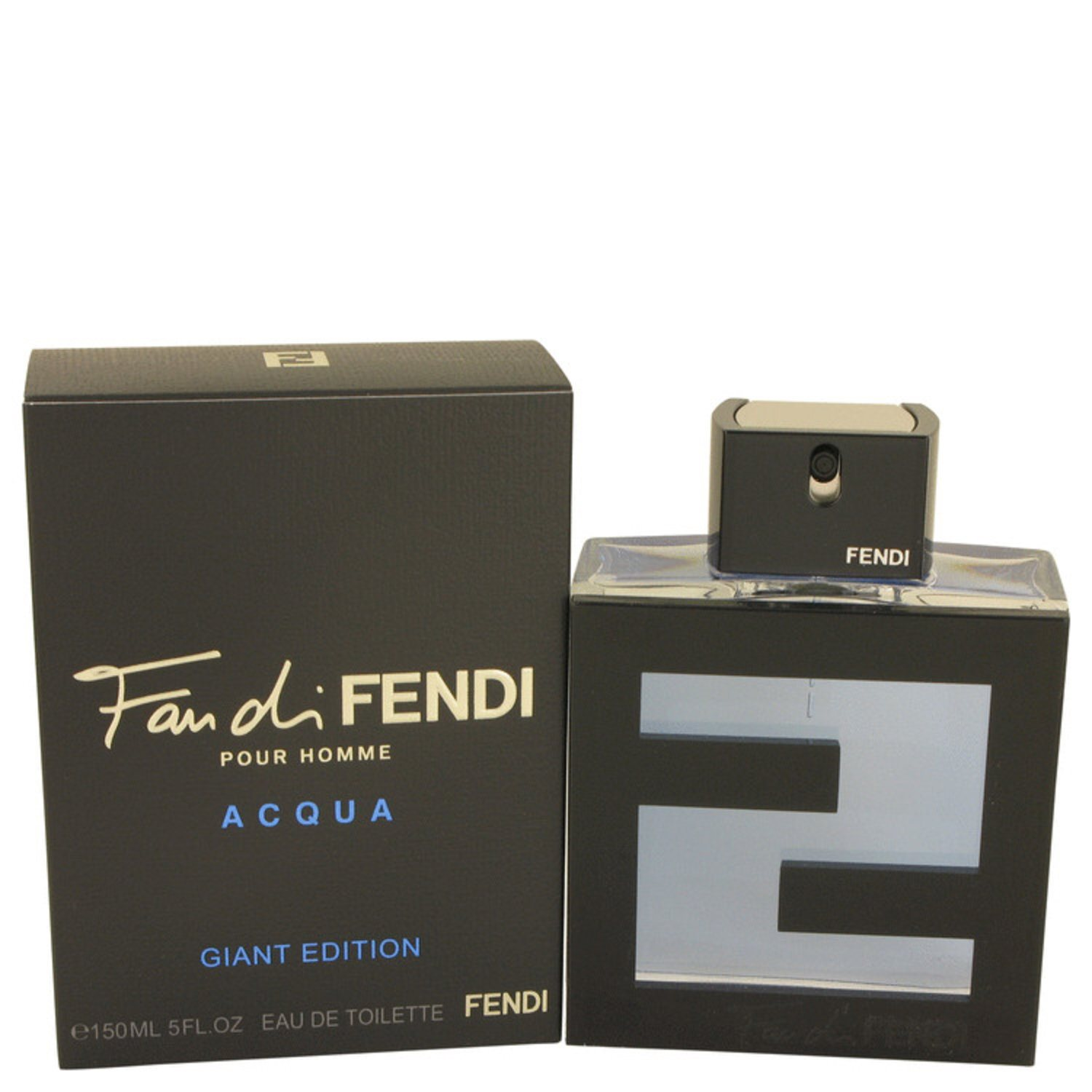 Fan Di Fendi Acqua Eau De Toilette Spray By Fendi 5 oz Eau D