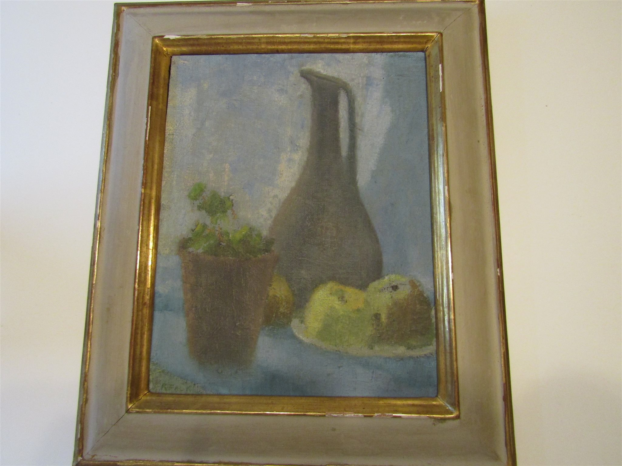 tavlor oljemålningar säljes