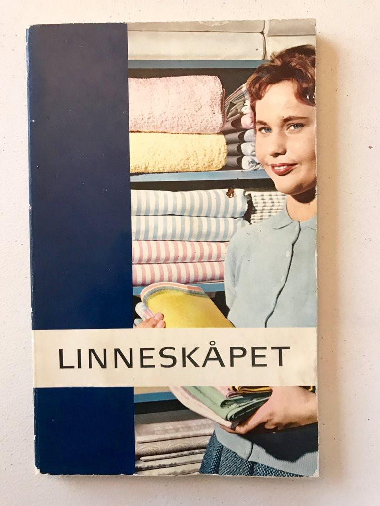 LINNESKÅPET Elsa Hagdahl 1961