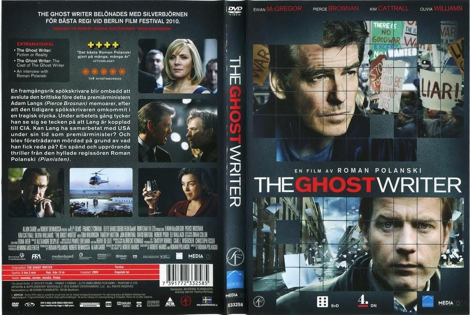 Ghost Writer/2010/Ewan McGregor/Pierce Brosnan/   (357616339