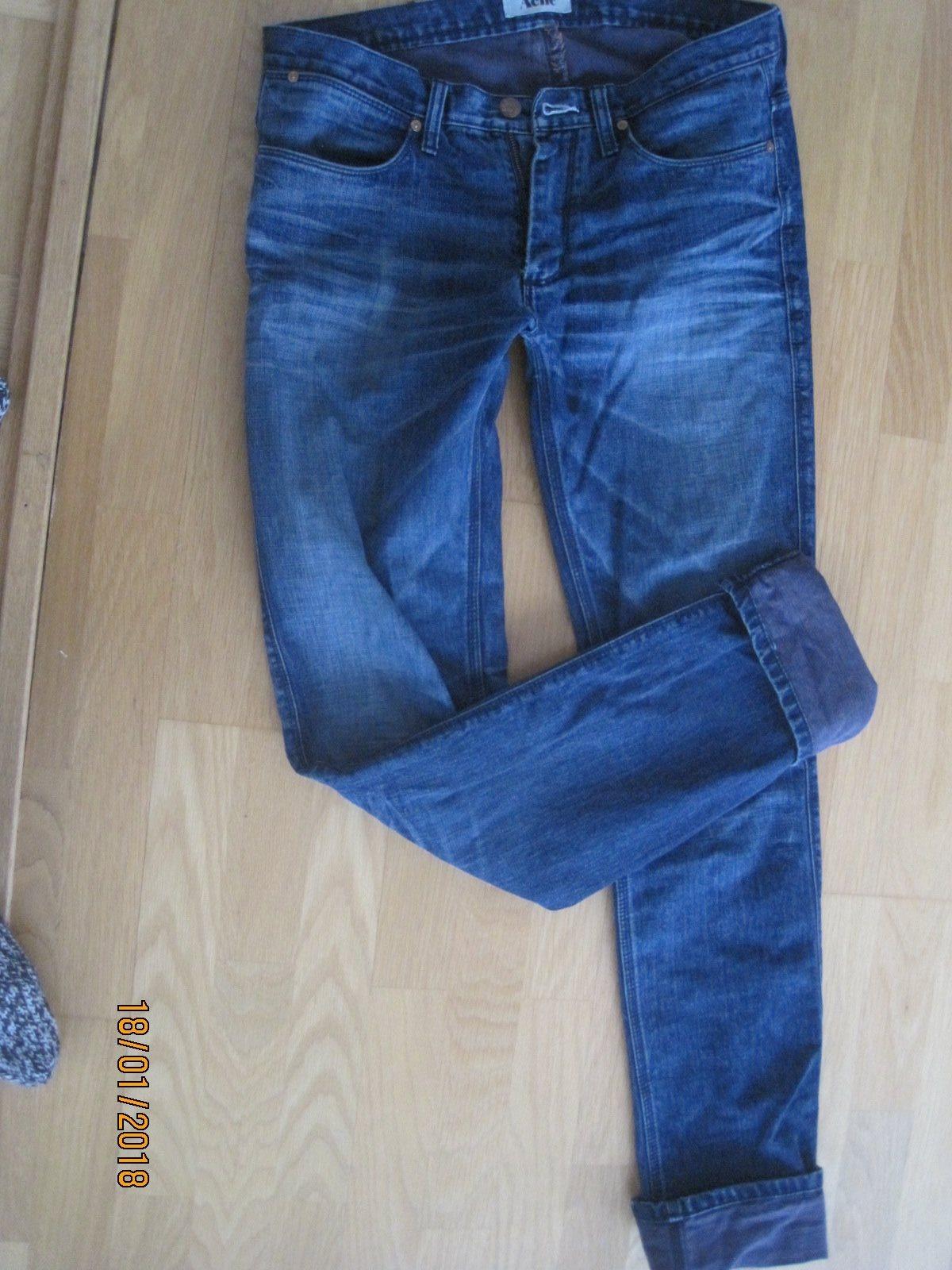 Jeans extra långa ben d5548ff7a345c