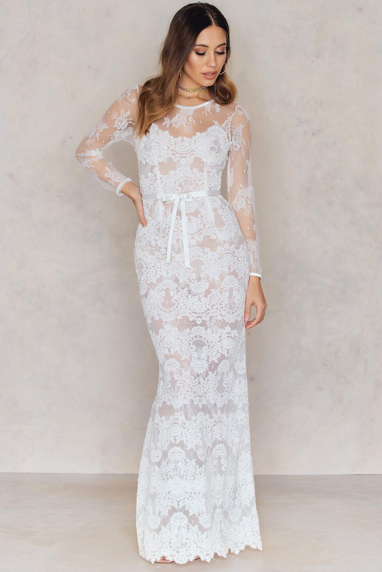 ida sjöstedt klänning spets