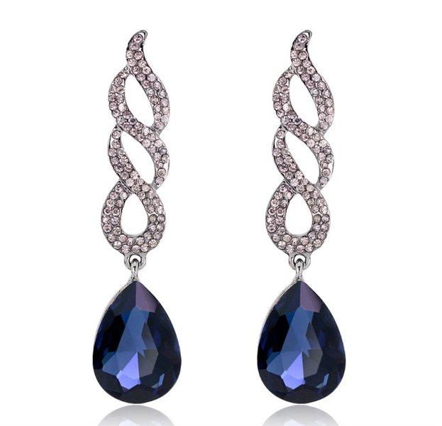 MISS GORGEOUS -Bijouterier Örhängen (268220748) ᐈ BlueKristall på ... 66602e373d3ac
