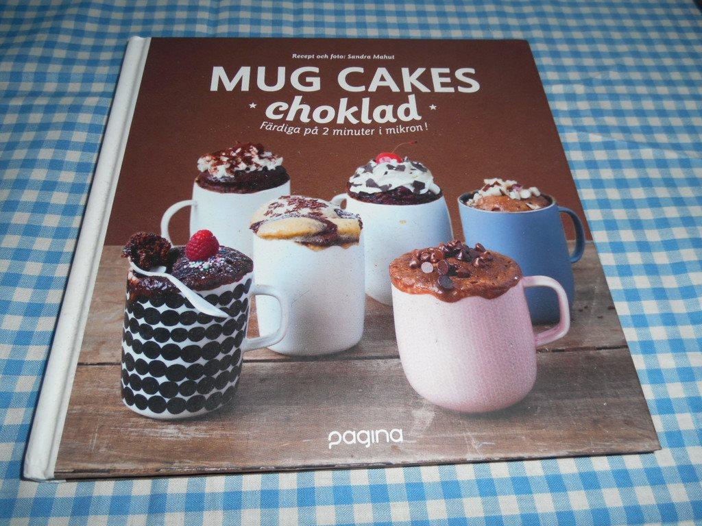 mug cakes choklad