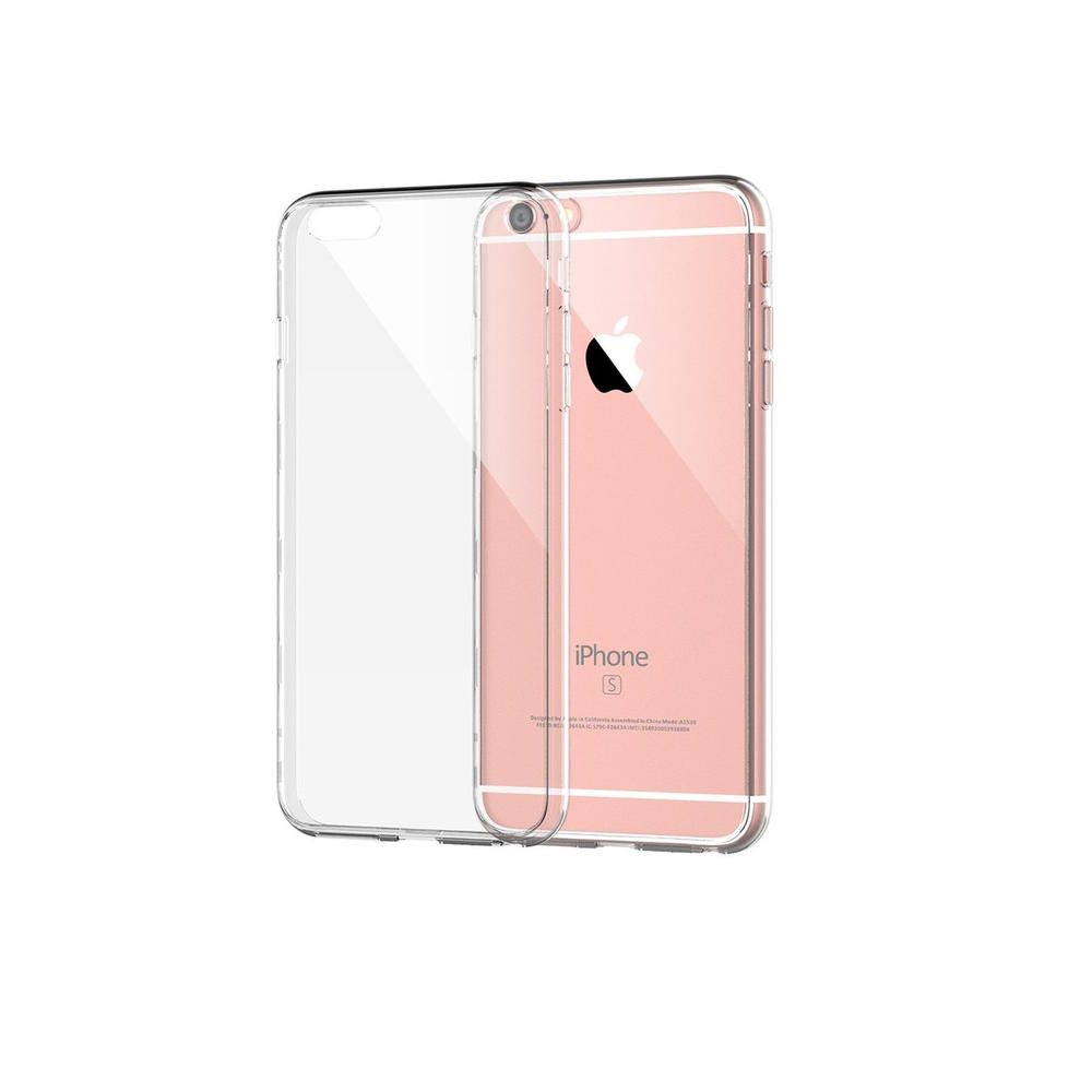 Transparent TPU  - iPhone 6/6s Plus