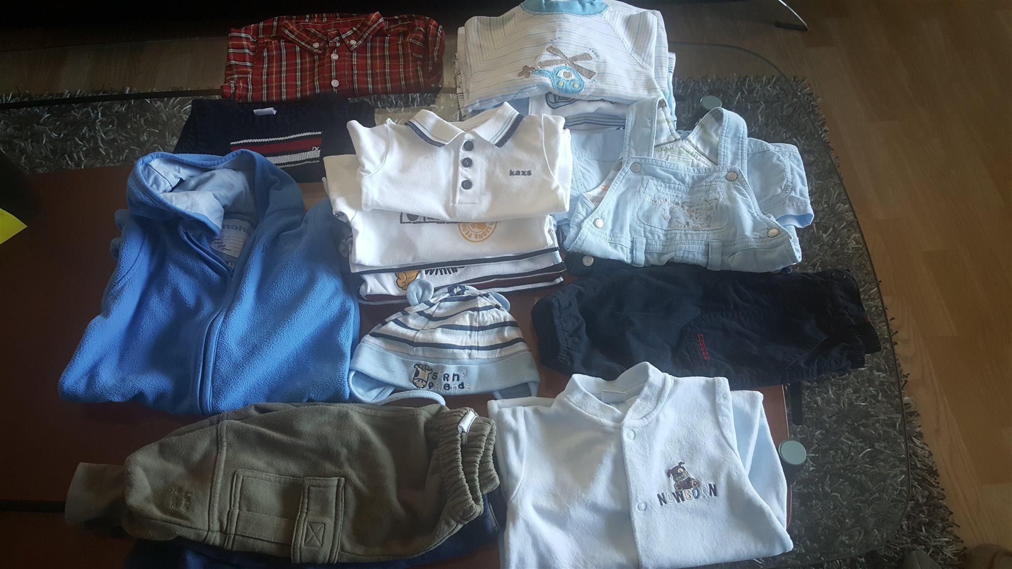 Barnkläder storlek 62-68 (315068173) ᐈ Köp på Tradera.com b7c753420e1c6