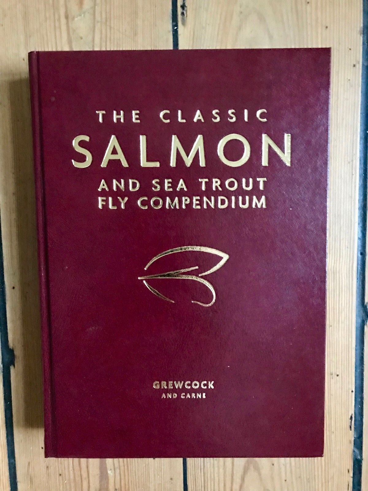 FLUGFISKE FLUGBINDNING_THE CLASSIC SALMON AND SEATROUT FLY COMPENDIUM