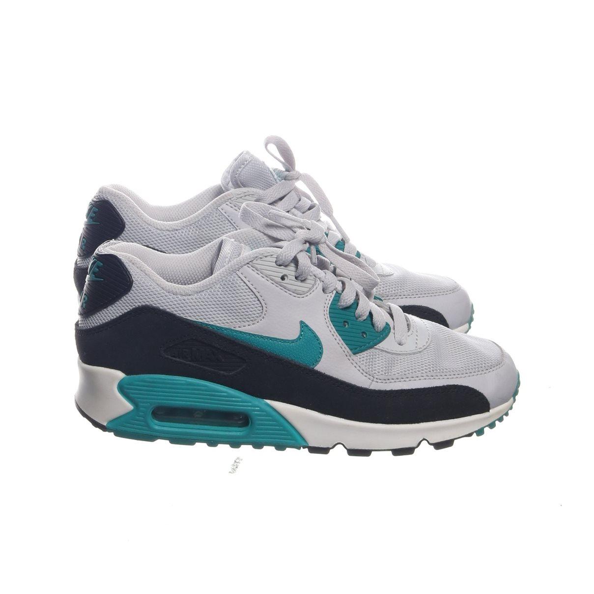 newest 1d383 da4d1 ... Vit Sportamore.se  best website 09dd3 70c82 Nike Air Max, Träningsskor,  Strl 38, VitMörkgrönSvart