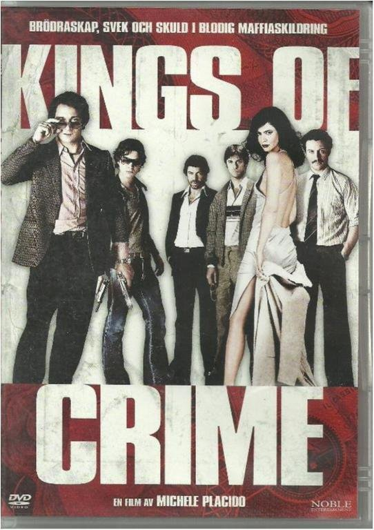 KINGS OF CRIME   ( SVENSKT TEXT )