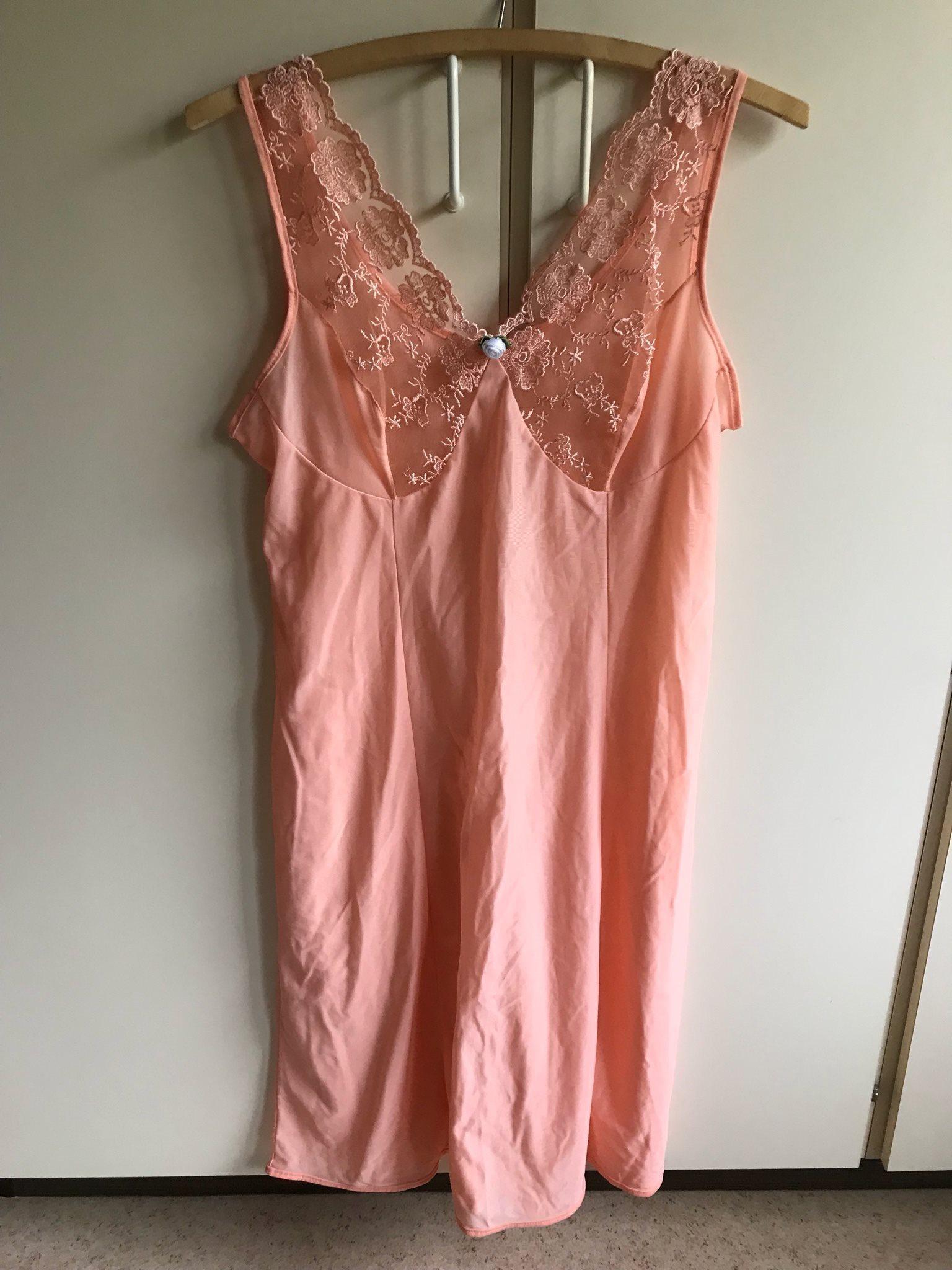 Nattlinne underklänning Vintage (335193095) ᐈ Köp på Tradera a2a5ed1d20250