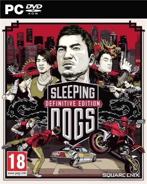 Sleeping Dogs: Definitive Edition - PC