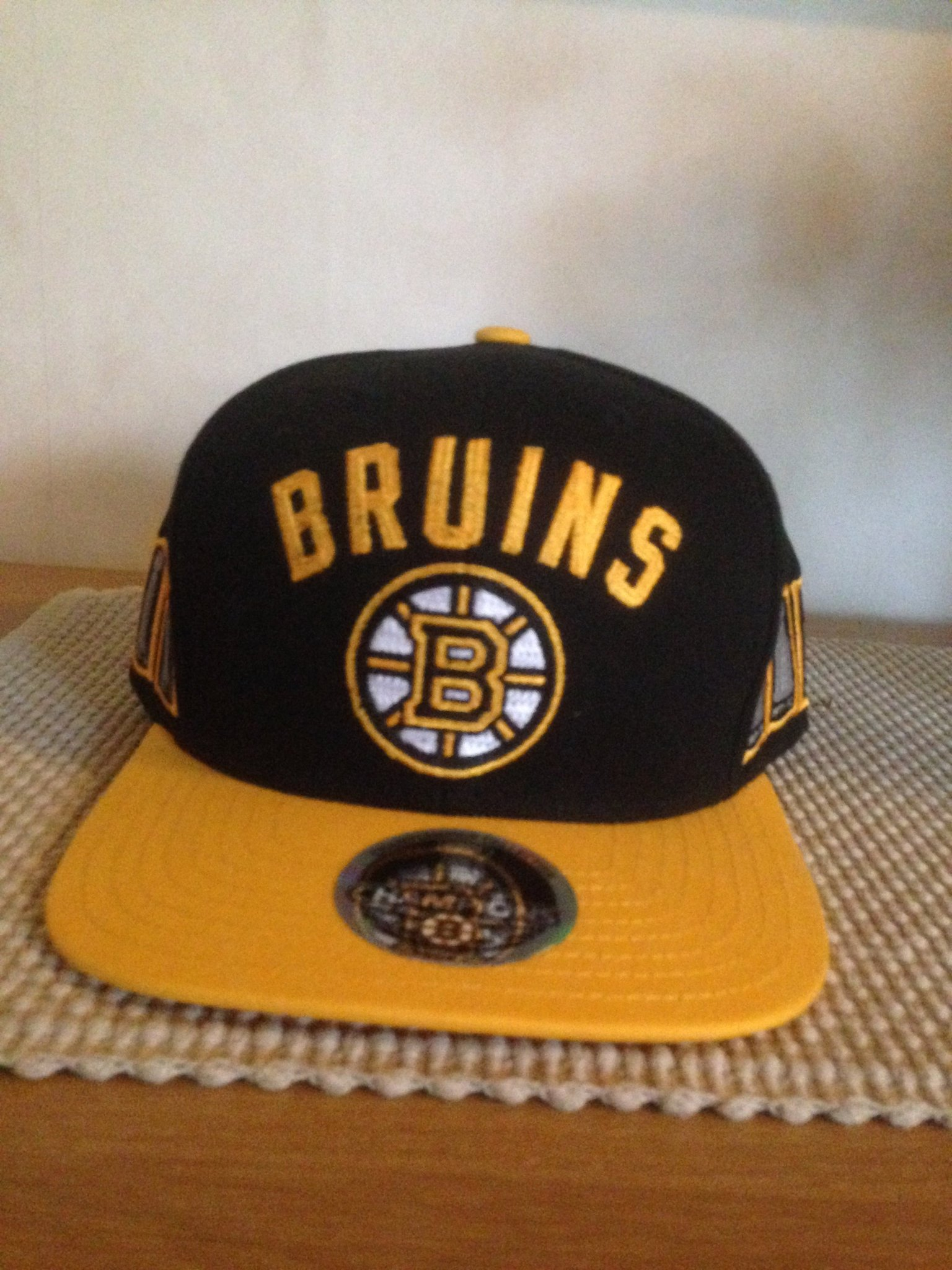 Boston Bruins keps