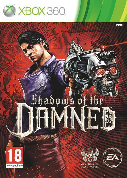 Shadows of the Damned - Helt nytt till Xbox 360!!! REA