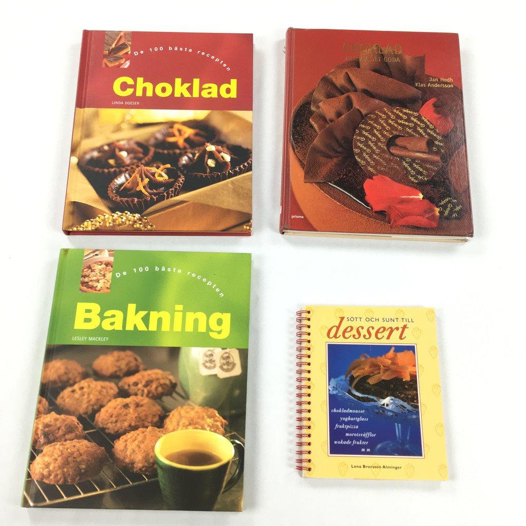 Bakning, Choklad, Dessert