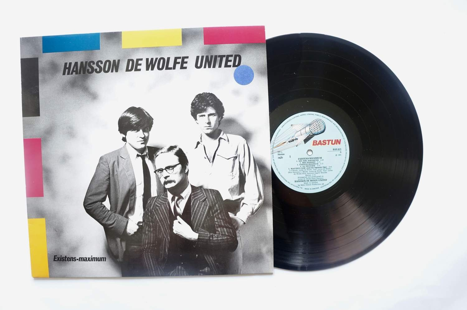 ** Hanson de Wolfe United - Existens-Maximum **