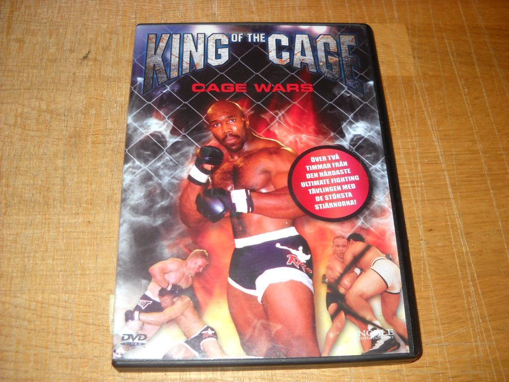 "King of the cage ""cage wars"" -2004"
