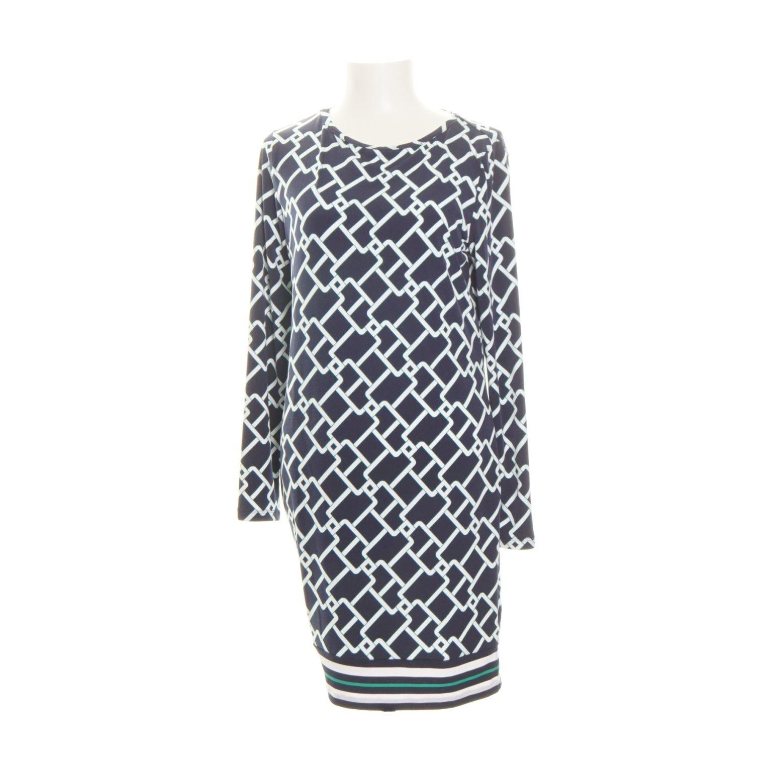 michael kors klänning marinblå