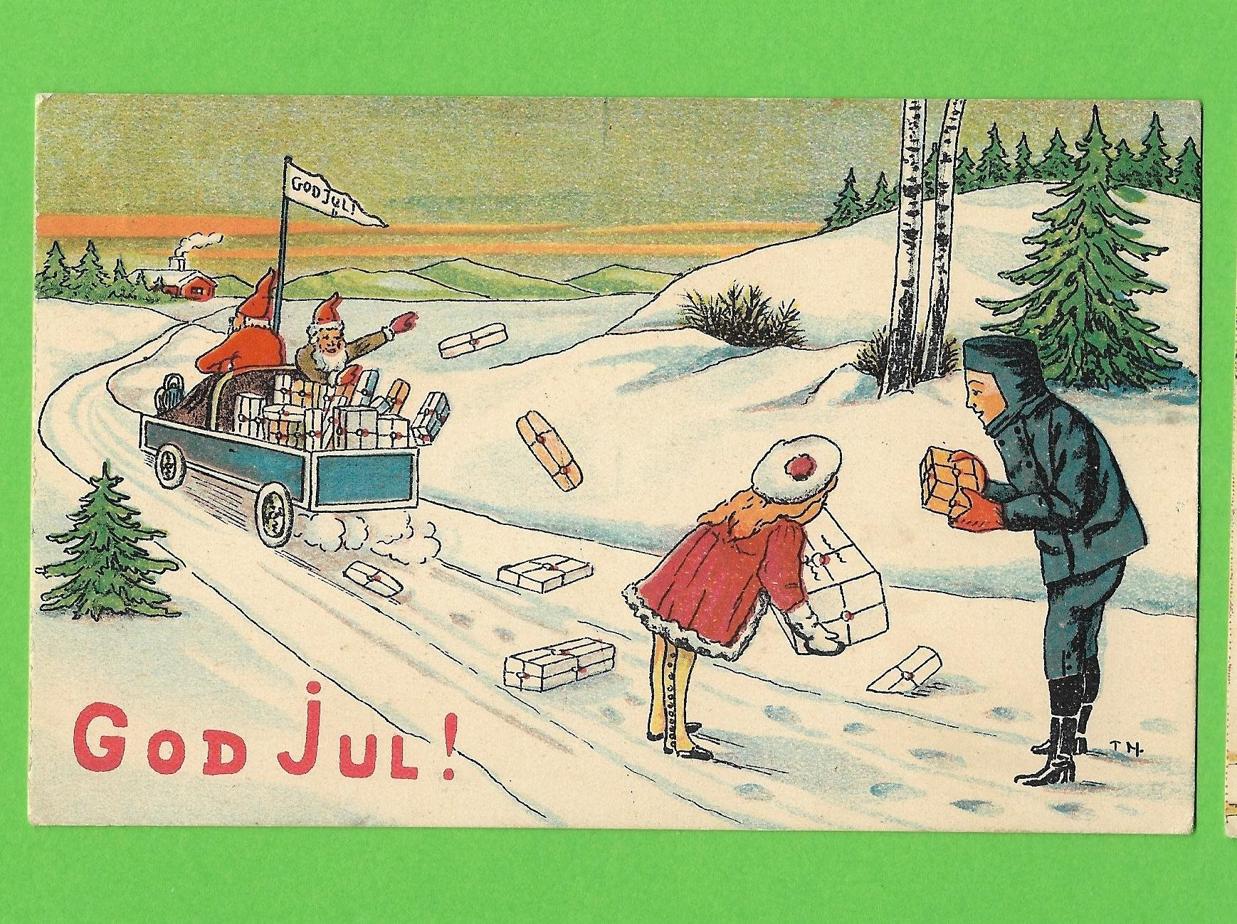 God jul nilssons
