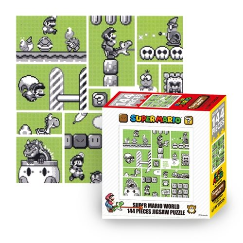 Puzzle Super Mario 30th Anni. Green