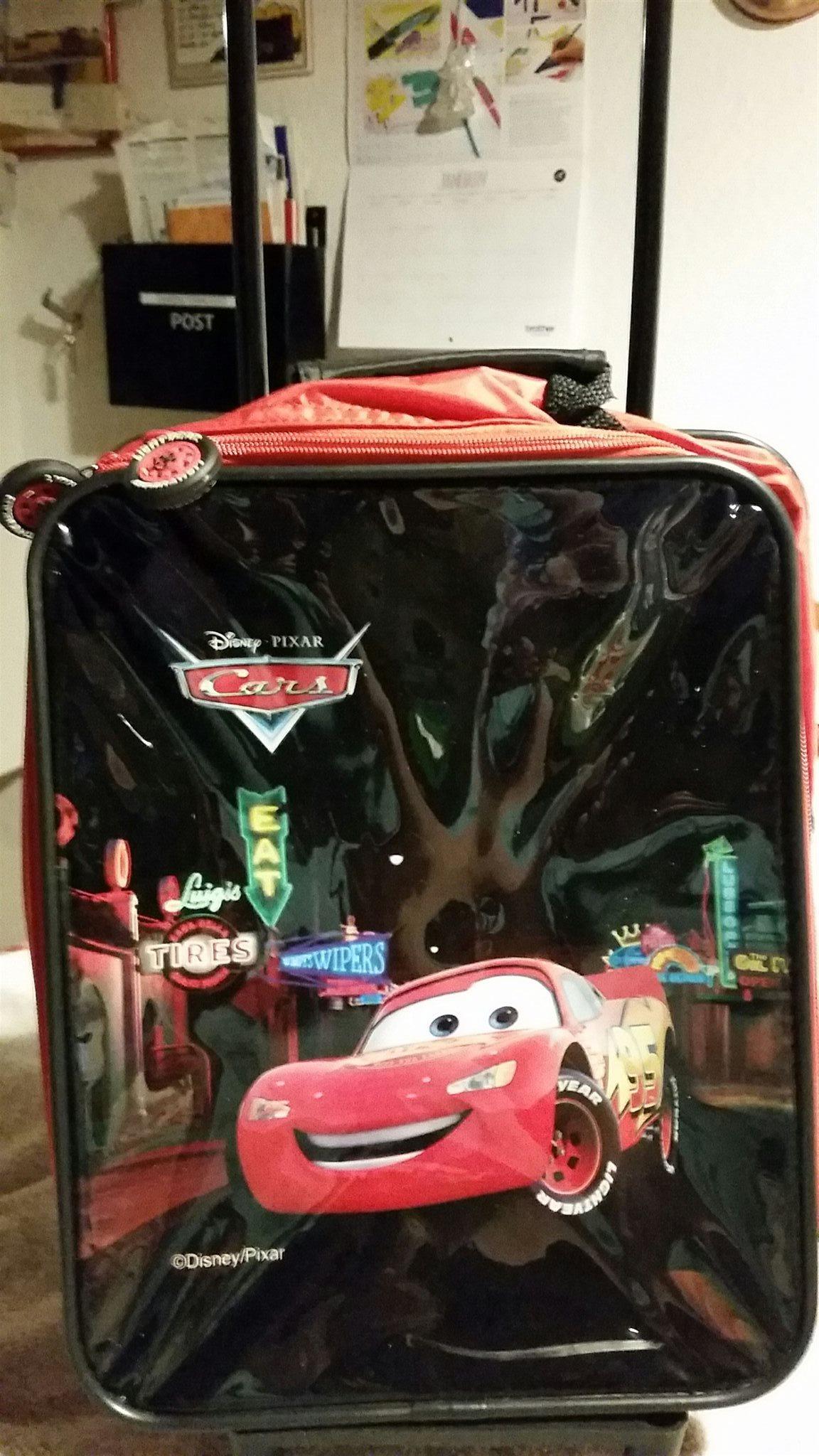 resväska på hjul barn