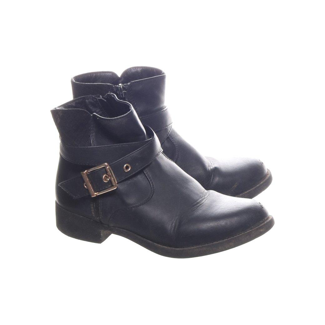 DinSko, Boots, Strl: 33, Svart