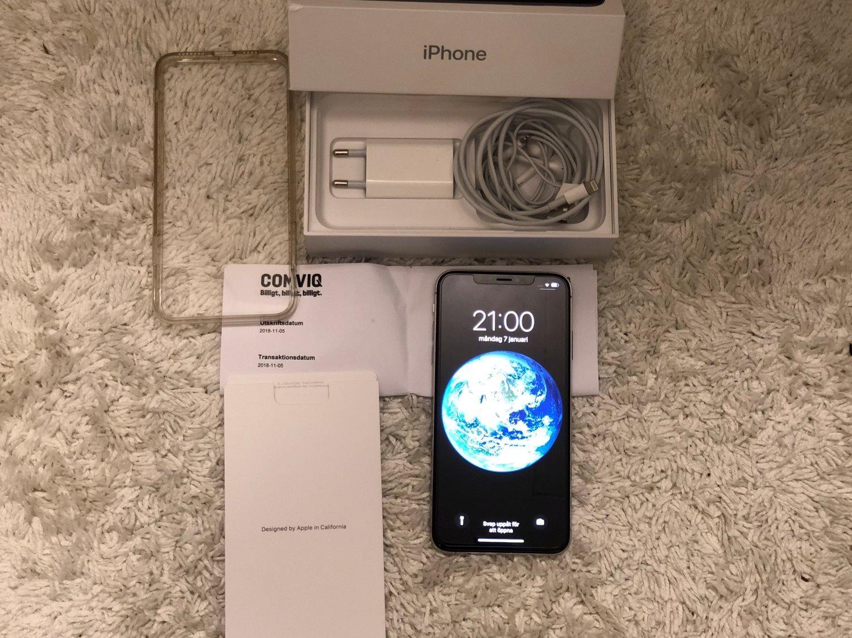 iPhone XS Max 64GB som ny med kvitto   garanti 17b8cc004266a