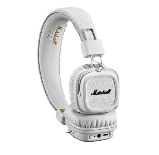Marshall Major III (3) BT White Trådlösa Bluetooth Hörlurar NYA Kvitto  Garanti bb7ce0145b178