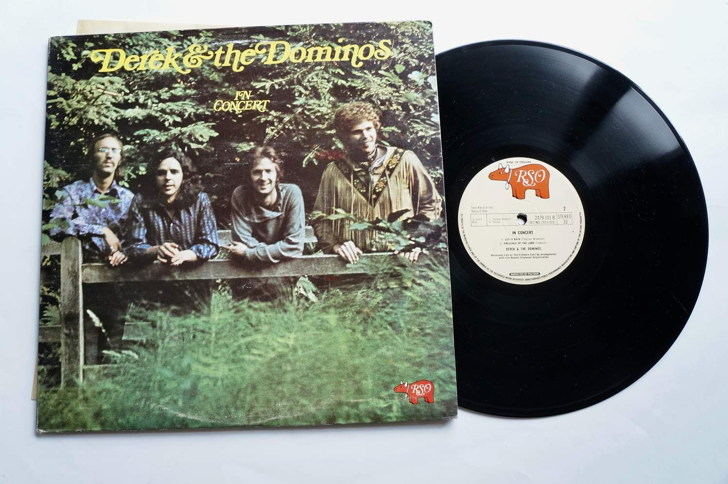 ** Derek & The Dominos ?– In Concert **