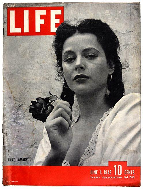 LIFE Hedy Lamarr 1942-06-01