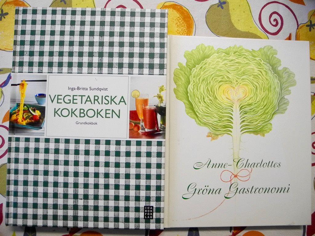 vegetariska kokboken grundkokbok